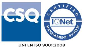 UNI EN ISO 9001:98